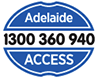 Adelaide Access - 1300 360 940